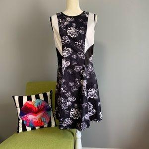 Prabal Gurung x Target Fit & Flare Floral Dress B9